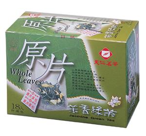 茉莉花緑茶(原片)(まつりかりょくちゃ) | 天福茗茶